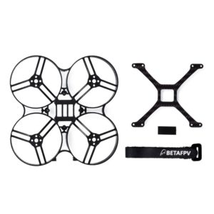 BETAFPV Beta85X 4S 4K Whoop Frame Kit – Black
