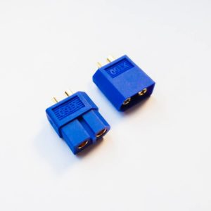 XT60 Connector Male + Female Pack – Blue