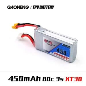 GNB Battery 11.1V 450mAh 3S