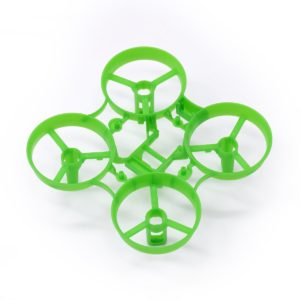 kiwiquads f4 pro white frame 65s whoop green