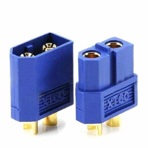 blue xt60 connector pair