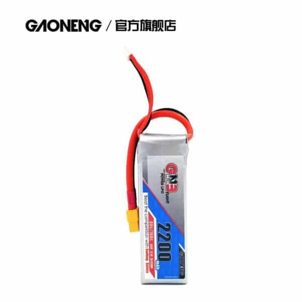 gaoneng gnb lipo battery 3s 2200mah
