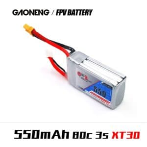 GNB Battery 11.1V 550mAh 3S