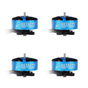 BETAFPV 1404 3800KV Brushless Motors (Set of 4)