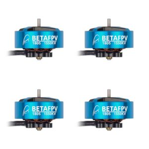 BETAFPV 1805 1550KV/2550KV Brushless Motors (Set of 4)