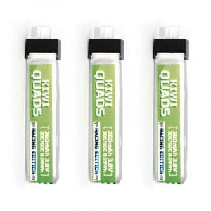 Racing Edition Battery – Set of 3