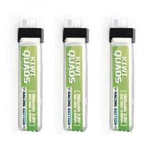 260mAh Racing Edition Battery – Set of 3
