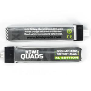 300mAh XL Edition Battery – Set of 3