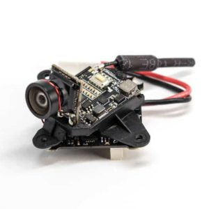 F4 OSD Flight Controller and Camera Stack