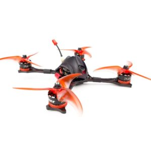 EMAX Hawk Pro 5″ 4S/6S FPV Racing Drone 1700kv – BNF (2020 Version)