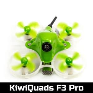 KiwiQuads F3 Pro (BNF FlySky)