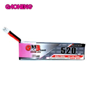 GNB Battery 3.8V 520mAh 1S