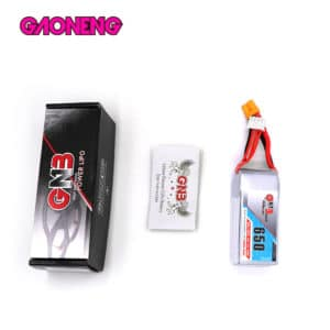 GNB Battery 14.8V 650mAh 4S