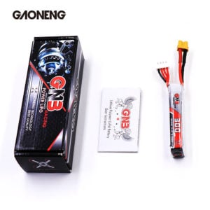 GNB 300mah 3S HV LiPo for Mobula7 HD