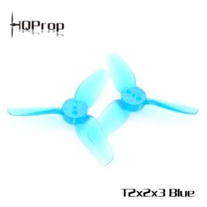 HQProp DP T2x2x3 Propeller (2 Colours)