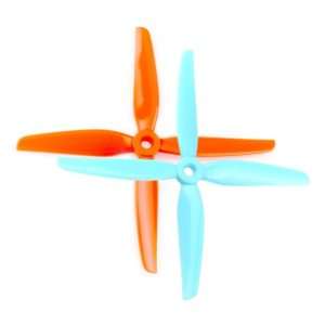 HQProp Ummagawd 4Play Freestyle Gulf Propeller (Set of 4)