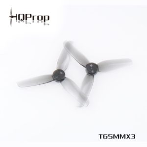 HQProp DP T65MMX3 Light Grey (Set of 4)
