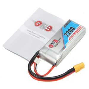 GNB Battery 7.4V 2200mAh 2S