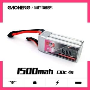 GNB Battery 14.8V 1500mAh 4S