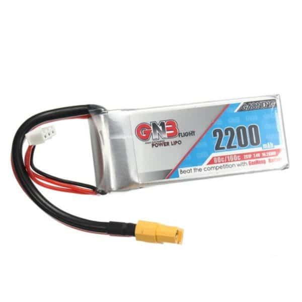 gaoneng gnb lipo battery 2200mah 2s