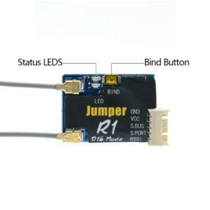 Jumper R1 FrSky D16 SBUS Receiver