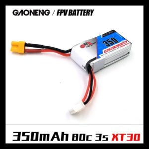GNB Battery 11.1V 350mAh 3S