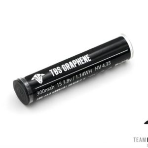 TBS Graphene 300mAh 1S LiHV Battery