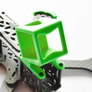 3D Printed TBS Source One GoPro Session Mount