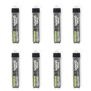 300mah battery 8 pack