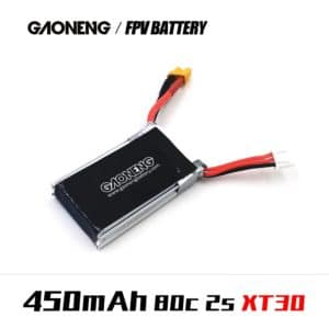 GNB Battery 7.4V 450mAh 2S