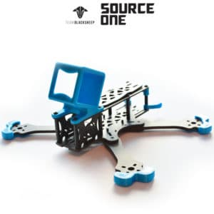TBS Source One V3 5-inch Racing Drone Frame