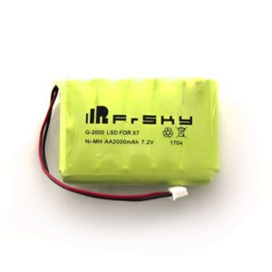 FrSky 2000mAh NiMH Battery for Q X7 / X7S
