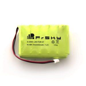frsky taranis fcx07 battery combo