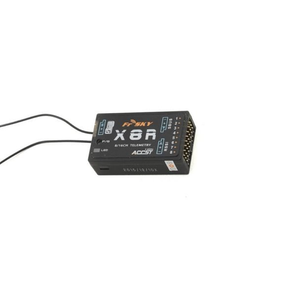 frsky x8r telemetry receiver for rc planes
