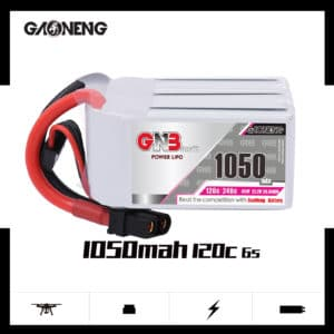 GNB Battery 22.2V 1050mAh 6S