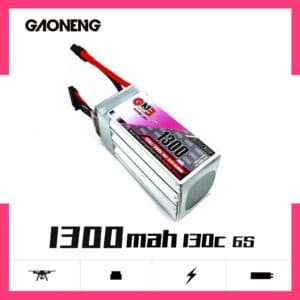 GNB Battery 22.2V 1300mAh 6S