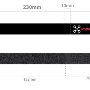 ImpulseRC LiPo Strap – 230mm for 4S-6S Batteries
