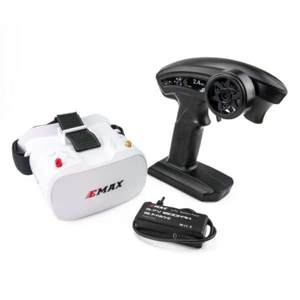 emax interceptor rc car rtr full kit