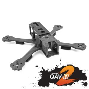 Lumenier QAV-R 2 5-inch Freestyle Quadcopter Frame