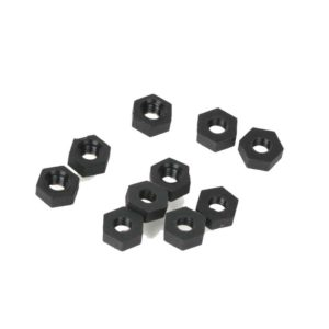 M2 Hex Nuts (Set of 10)